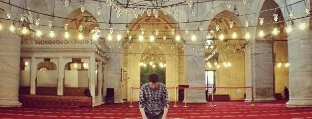 Kılıç Ali Paşa Camii is one of Istanbul.