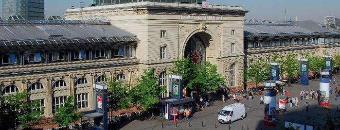 Mannheim Hauptbahnhof is one of Ausgewählte Bahnhöfe.