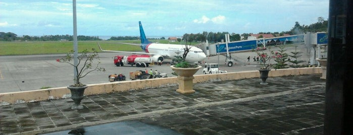 Pattimura International Airport (AMQ) is one of Indonesia's Airport - 1st List..