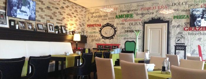 Pizza House 360 is one of Завтракать, обедать, ужинать, тусить.