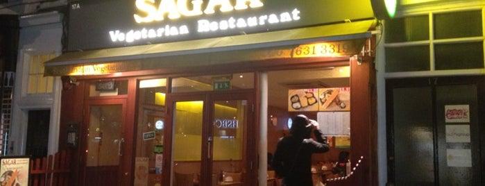 Sagar Vegetarian is one of London.