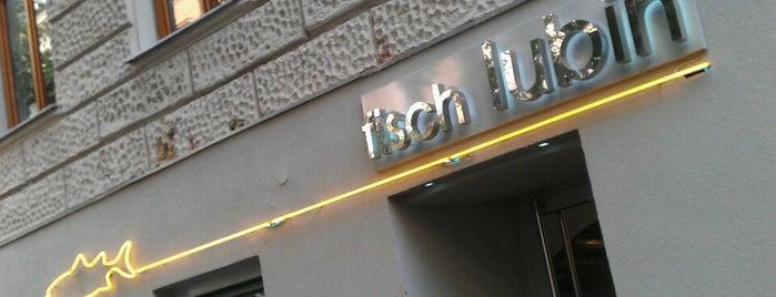 Restaurant Lubin is one of Essen.
