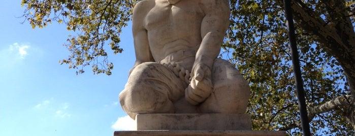 Slave is one of Public Art in Philadelphia (Volume 3).