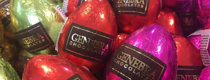 Genebra Chocolates is one of Docerias/Sobremesas.