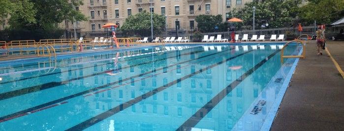 John Jay Swimming Pool is one of Upper East Side Bucket List.