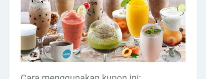 EXCELSO is one of Must-visit Food in Yogyakarta.