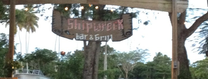 Shipwreck Bar & Grill is one of Puerto Rico Restaurants.