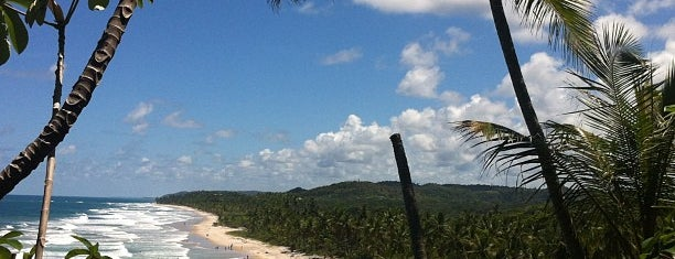 Praia de Itacarezinho is one of Itacaré.