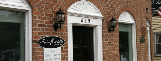 Salon Marielle by the Bay is one of Frequent Stops.