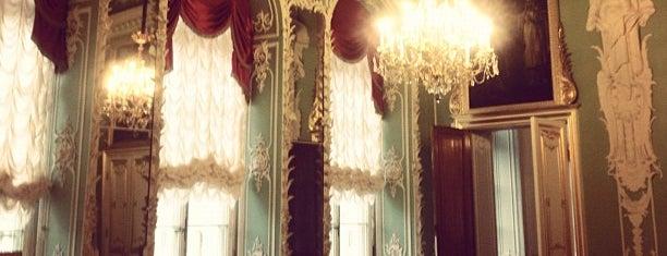 Строгановский дворец / Stroganov Palace is one of СПб..