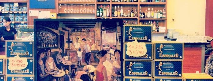 Espinaler is one of Comer bien.