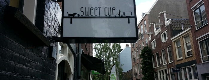 Sweet Cup is one of The 15 Best Cozy Places in Amsterdam.