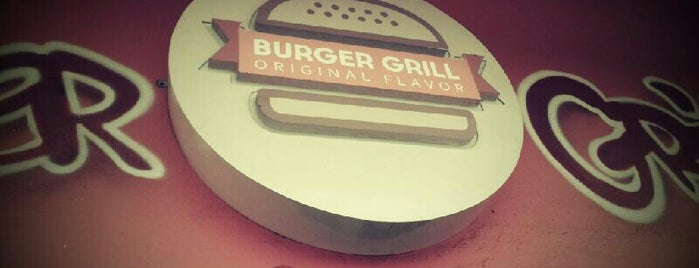Burger Grill is one of aknouzou.