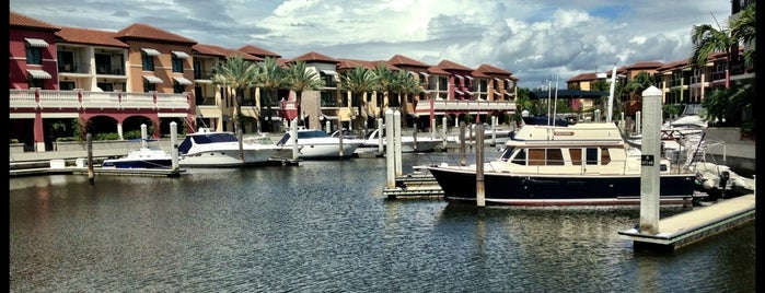 Naples Bay Resort and Marina is one of Hotels Round The World.