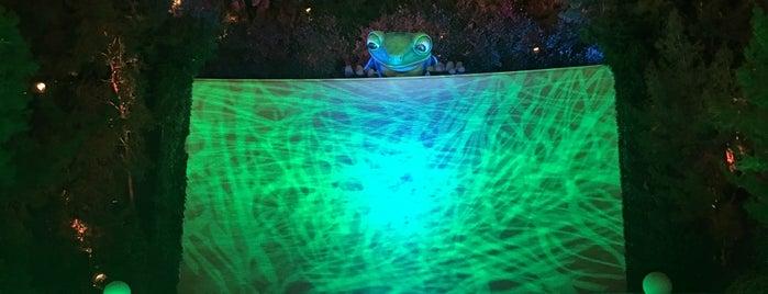 Wynn - Lake of Dreams is one of I spy with my 4sq eye.