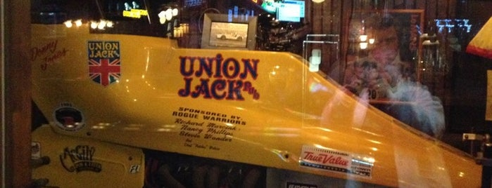 Union Jack Pub is one of Top picks for Pizza Places.
