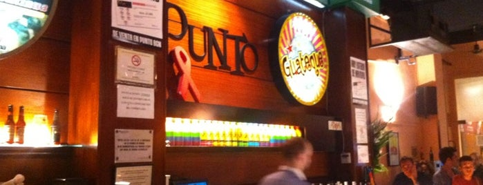 Punto BCN is one of ToDo Barcelona.