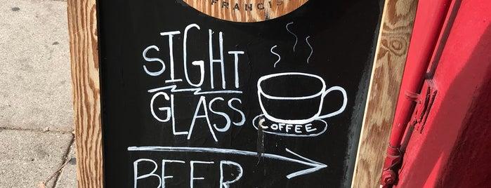 La Lucha Coffee Bar is one of San Francisco Caffeine Crawl.