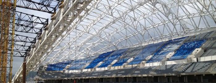 Fisht Olympic Stadium is one of Bucket List ☺.