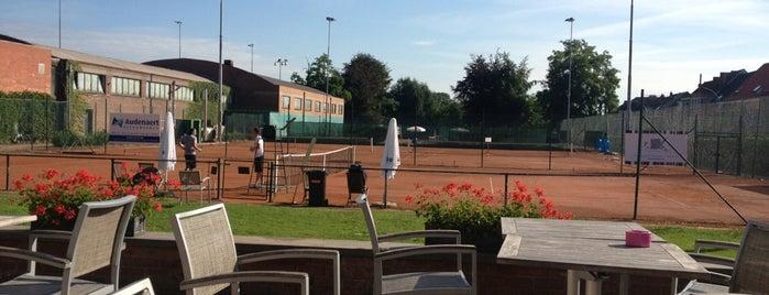 La Gantoise Tennis is one of Student van UGent.