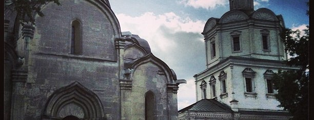 Спасо-Андроников монастырь is one of Москва и загородные поездки.