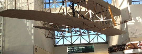 Dayton International Airport is one of Airports been to.
