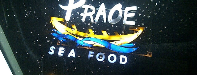 Praoe Sea Food is one of The 15 Best Places for a Seafood in Bandung.