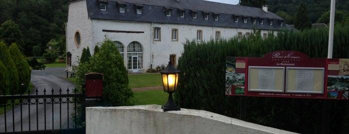 Hostellerie du Prieuré de Conques is one of I been here !.