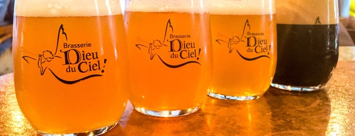 Dieu du Ciel! is one of Montreal 2015.
