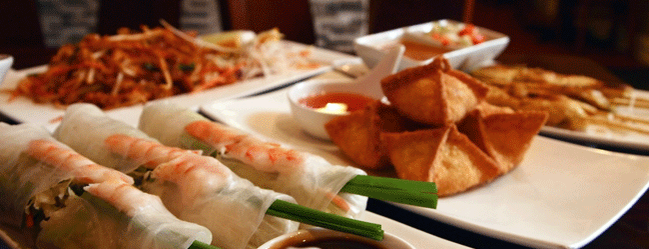 Circles Contemporary Asian Is One Of The 15 Best Places For A Rice Paper In Philadelphia