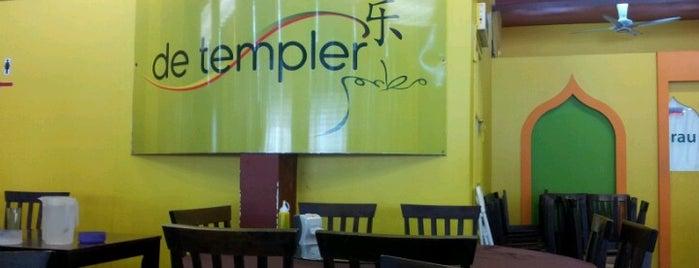 De Templer Restaurant is one of Makan @ KL #1.