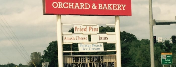 The Peach Barn And Orchard is one of Only The Best Of The Best.