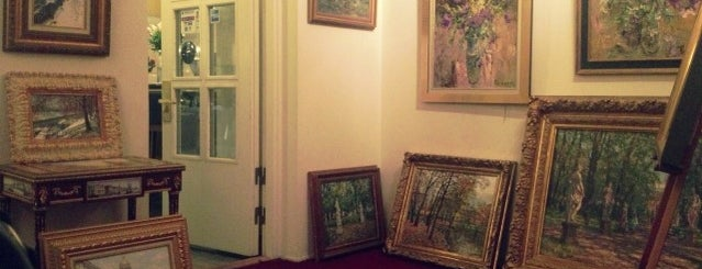 Art Gallery ANNA is one of СПб..