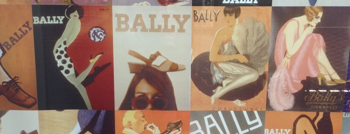 Bally Factory Outlet is one of Outlets Europe.