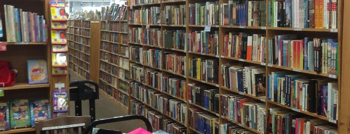 Half Price Books is one of The 11 Best Bookstores in Phoenix.