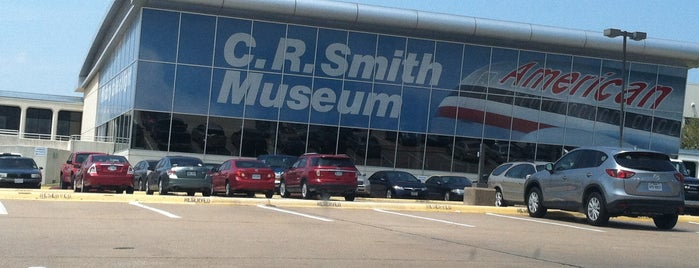 American Airlines C.R. Smith Museum is one of Flight Simulator List.