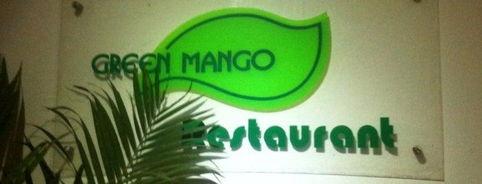 Green Mango is one of Vietnam.