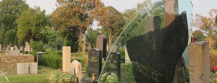 Zentralfriedhof is one of Vienna, Austria.