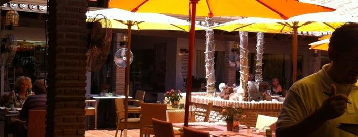 Da Bruno Mijas Costa is one of Restaurantes Malaga.