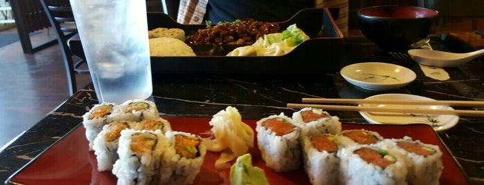 Nozomi Japanese Restaurant is one of Vegas.