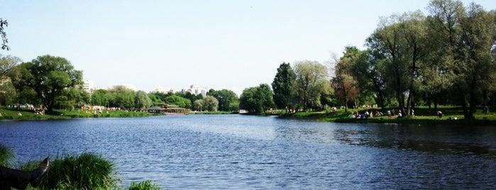 Муринский парк is one of junglist massive!.