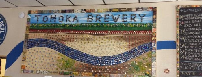 Tomoka Brewery is one of Florida.