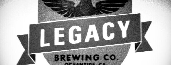 Legacy Brewing Co. is one of SD Breweries.