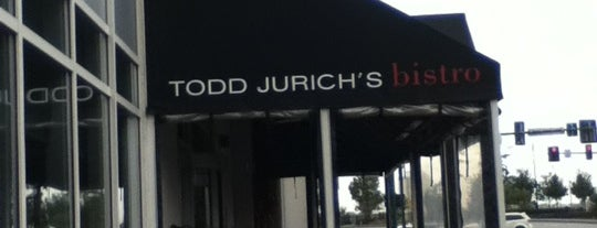 Todd Jurich's Bistro is one of Delicious Vegetarian Spots in Norfolk.