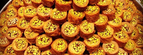 Hafız Mustafa 1864 is one of The 15 Best Places for a Baklava in Istanbul.