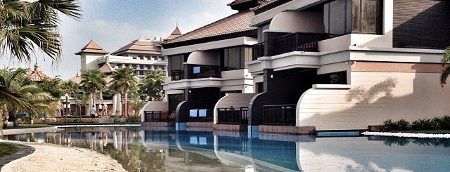 Anantara The Palm Dubai Resort is one of Top Restaurants in Dubai.