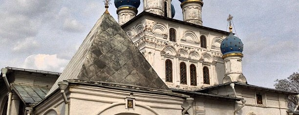Храм Казанской иконы Божией Матери is one of Раз.