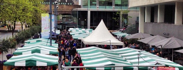 Real Food Market is one of Places to eat in London.