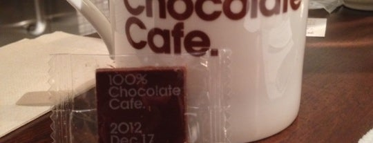 100%ChocolateCafe. 京橋本店 is one of Tokyo,sweets.