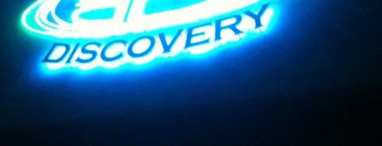 Jazz & Blues Discovery is one of Clubs.